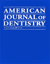 Welcome to the American Journal of Dentistry